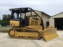 2013 Caterpillar D4K2 XL w/ Swe