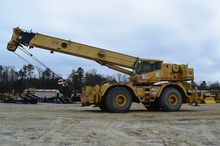 1997 Grove RT850B w/ Hydraulic