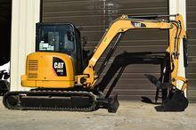 2014 Caterpillar 305E CR w/ Plu