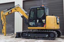 2016 Caterpillar 308E2 CR w/ Pl