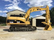 2009 Caterpillar 315DL w/ Patte