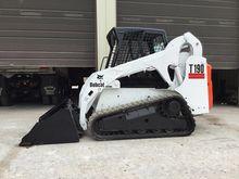 2012 Bobcat T190 w/ Aux Hydraul