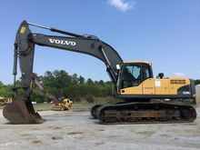2011 Volvo EC290CL w/ Manual Th