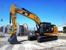 2015 Caterpillar 320EL w/ Plumb