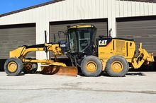 2010 Caterpillar 140M VHP Plus