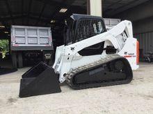 2012 Bobcat T650 w/ Aux Hydraul