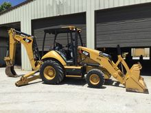 2014 Caterpillar 416F - 2WD