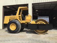 1986 Hyster C850A - Smooth Drum