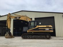 1999 Caterpillar 320BL w/ Patte