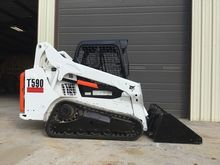 2014 Bobcat T590 w/ Aux Hydraul