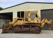 1981 Caterpillar D7G w/ Rear Ri