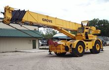 1982 Grove RT75S - 50 Ton