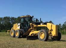2008 Caterpillar 12M VHP Plus w