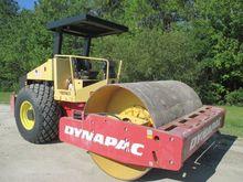 2010 Dynapac CA250D Smooth Drum
