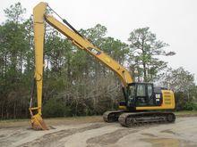 2012 Caterpillar 320EL Long Rea