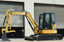 2013 Caterpillar 305E CR w/ Plu
