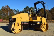 2006 Caterpillar CB-334E - Asph