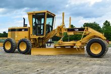 1997 Caterpillar 12H w/ Front S