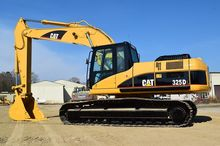 2006 Caterpillar 325DL w/ Patte
