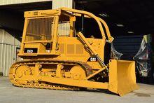 1985 Caterpillar D6D w/ Sweeps