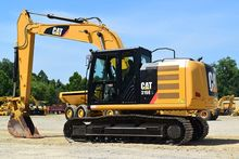 2012 Caterpillar 316EL w/ Patte
