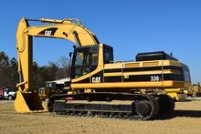 1992 Caterpillar 330L w/ Patter
