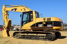 2004 Caterpillar 320CL w/ Hydra