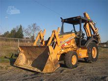 2007 CASE 580M II