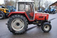 1980 Steyr 8080 T SK 2 (KK)