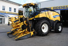 2015 New Holland FR700