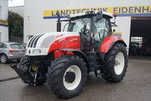 Used 2010 Steyr 6165