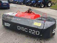 2016 SIP Opticut Disc 220F Alpi