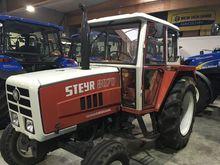 Used 1980 Steyr 8070
