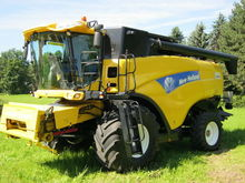 2008 New Holland CX 8050 SKH