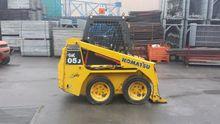 2003 KOMATSU SK 05 J - 2