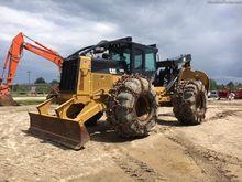 2013 Caterpillar 545C 107210