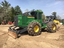 2015 John Deere 648L 108884
