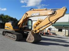 Used 2007 CASE CX210