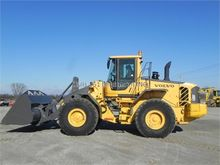 Used 2011 VOLVO L120