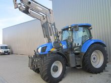 2006 New Holland TS 135A