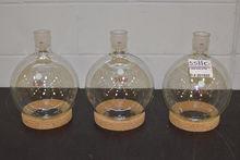 Lot of (3) 5 Liter Prism Resear