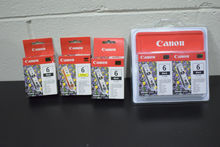 Lot of (5) New/Unopened Canon P