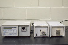 Lot of (3) HPLC Components