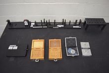 Lot of Plug Gages and Stands