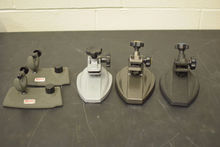 Lot of (5) Micrometer Stands