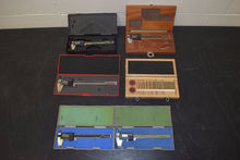 Lot of (6) Digital Calipers and