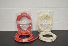 Lot of (4) Rubber Tubes