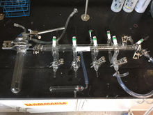 Chemglass AirFree Glass Manifol