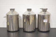 Lot of (3) Eagle Stainless Cont