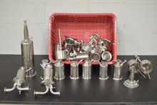 Lot of Biogen Stainless Steel F